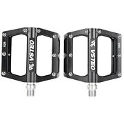 20xvsteo Bicycle Pedals Colorful Bea Bike Pedals Ultralight Mountain Bike