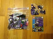 Lego Harry Potter 4755 Knight Bus Complete Minifigs Driver Manual New