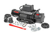 12000lb Pro Series Electric Winch | Synthetic Rope Mm