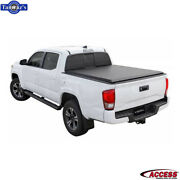 Access Limited Edition Roll-up Tonneau Cover For 04-06 Toyota Tundra 6ft. 2in