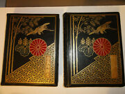1882-the Ornamental Arts Of Japan In Two Volumes, George Audsley, Deluxe Edition