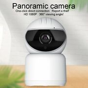 10xhome Security Camera 1080p Indoor Camera Baby Monitor Auto-cruise Motion
