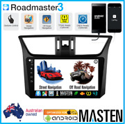 Gps Android Navigation Bluetooth Car Player Radio Stereo Dvd For Nissan Silphy