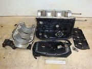 1986 86 87 Mercury 60hp 50hp Outboard A197392 3 Cylinder Block Case Assembly