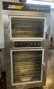 Nu-vu Sub123 Convection Oven With Proffer