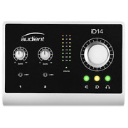 Audient Id14 High Performance Usb Audio Interface Great Value