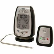 Acurite 03168 Wireless Cooking Barbeque Thermometer Pager Outdoor Decor Garden
