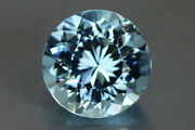 4.265 Ct Dazzling 100 Natural Earth Mined Rare Aaa+ Blue Aquamarine See Video