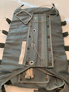Pilot Parachute Container New Military Sage 1991 With Rip Cord No Harness