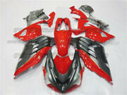 Injection Mold Abs Fairing Fit For 2012-2017 Zx14r Zzr1400 Plastics Set Aai