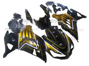 Injection Molded Fairing Fit For 2012-2017 Zx14r Zzr1400 Plastics Absandnbspaae
