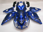 Injection Abs Fairing Kit Bodywork Fit For 2006-2011 Zx14 Zzr1400 06-11 Aac