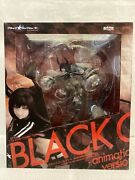 Black Rock Shooter Black Gold Saw Animation Version 1/8 Pvc Scale Painted Figure