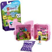 New Lego Friends Cubes-stephanieand039s Cat Cube 41665 From Japan F/s