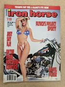 Iron Horse Magazine-vol. 16 No. 11-flynchand039s Project Sporty-just Say N2o-m230