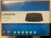 New Linksys E1200 300 Mbps 4-port 10/100 Wireless N Router