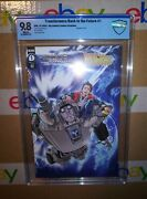 Transformers Back To The Future 1 Variant Idw Comics Cbcs 9.8 Only 1000 Made