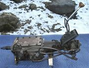 1969 Mustang 390 4-speed Toploader Transmission And Shifter Rug-m3 S-code Mach1 Gt