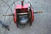 Trot Built 1130 Snowblower Drivetrain With Cables And Levers