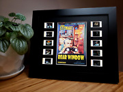 Alfred Hitchcockand039s Rear Window 1954 Collectible 35mm Film Cell Display