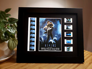 Aliens 1986 Rare Collectible 35mm Film Cell Display