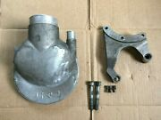 05-07 Scion Tc Supercharged Toyota Trd Side Cap/ Hat, Install Bracket Rare Parts