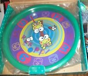 Vintage 1997 Official Sanrio Keroppi Wall Clock Mib New Battery Op Brand New