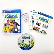 The Sims 4 Sony Playstation 4, 2017 Pal Version German Complete