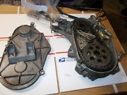 2000 Yamaha Sxr 500 Complete Chaincase-gears-chain And More