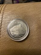 Castle Mountain Royal Canadian Mounted Police 100 Years Token Medal 1986