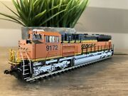 Ho Scale Mth Bnsf Sd70ace With Sound And Dcc Mth 9172