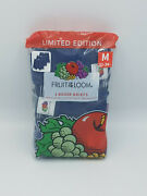 3 Pack Fruit Of The Loom Limited Edition Vintage Design M Boxer Briefs Underwear