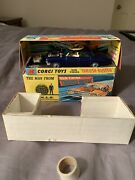 Corgi 497 Original Man From Uncle Blue Thhrush-busyer With Waverly Ring