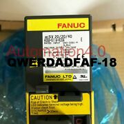 1pc Used Fanuc A06b-6114-h304 Tested In Good Condition Free Shipping
