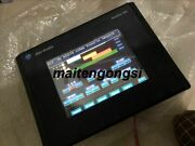 1pcs Used Ab Industrial 2711-t10c9 Touch Screen F Edition Tested