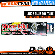 Shoe Repair Glue Fix Leather Boots Rubber Soles Heels Trainers Runners Insoles