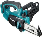 Makita 18v Cordless Electric Chainsaw 115mm Uc122dz Body Only