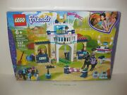 Lego Friends 41367 Stephanieand039s Horse Jumping Building Set Toy 337 Pcs New Sealed