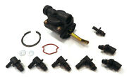 Fuel Pump With Inlet And Outlet Fitting For Kohler Yazoo 18 Hp 13.4 Kw M18-24515