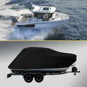 Oceansouth Boat Cover For Jeanneau Merry Fisher 795 Marlin