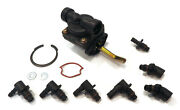 Fuel Pump Kit With Fittings For Kohler Advance Machine 18 Hp 13.4 Kw M18-24636