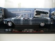 Yat Ming - Road Signature - Presidential Series 1961 Lincoln X-100 Kennedy 1/24