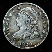 1830 Capped Bust Dime ✪ Xf Extra Fine Details ✪ 10c L@@k Now Silver ◢trusted◣
