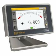 Sylvac S_view D70s Digital Display Unit 0.0001mm 4.3 Touch Screen Display