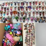 Huge 90+ Lol Surprise Doll Lot - Big And Little Sisters / Pets And Accessories