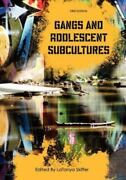 Gangs And Adolescent Subcultures 2013 Trade Paperback