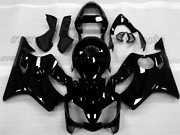 Injection Fairing Kit Fit For 2001-2003 Cbr600 F4i Glossy Black Complete Abs Aay