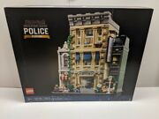 Lego 10278 Police Station Modular Building City New And Sealed