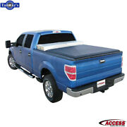 Access Toolbox Roll-up Tonneau Cover For 04-14 Ford F-150/mark Lt 6ft. 6in Bed