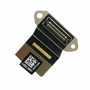 Lcd Lvds Cable Apple Macbook Air 13 A1932 Flex Screen Nappe Kabel Connector Cabo